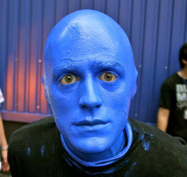 Blue Paint Guys