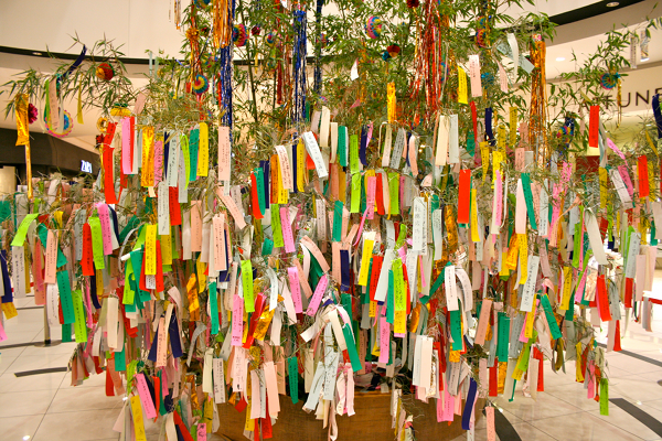 tanabata wishes