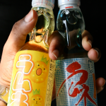 Pineapple Ramune and Classic Ramune