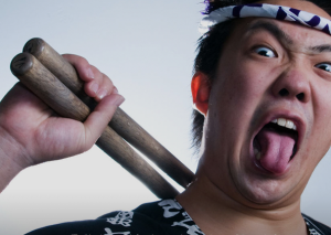 A Japan Guy Email Interview:</br> Japanese Taiko </br>featuring Isaku Kageyama