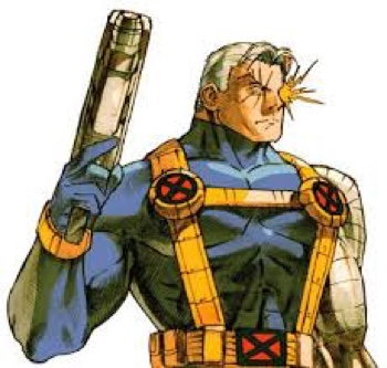 Your Xmen Match is Cable