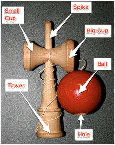 How To Play Kendama (けん玉), Part 1