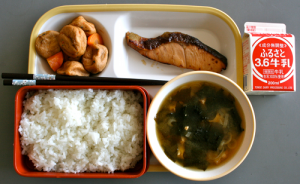 Japanese School Lunch Day Ten