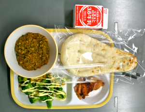 Japanese School Lunch Day Nine