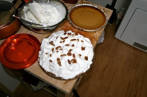 Thanksgiving in Japan Desserts