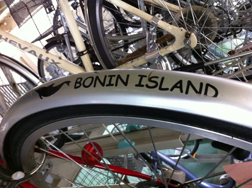 Yes, I know it's probably a real place, but all I can see is Bonin Island.  Sounds like a promising place to go if you're a single guy.  Wait, I'm single! Hmm...