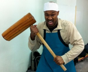 The Japan Guy With a Mochi Hammer