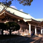 New Years at Sojiji Shrine