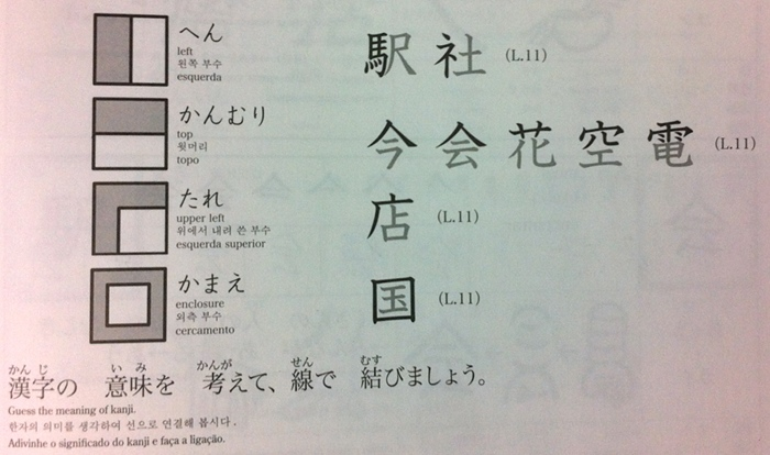 nihongo challenge kanji textbook review N4-N5