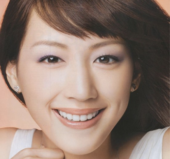 Standards of Japanese Beauty: Ayase Haruka Smiling