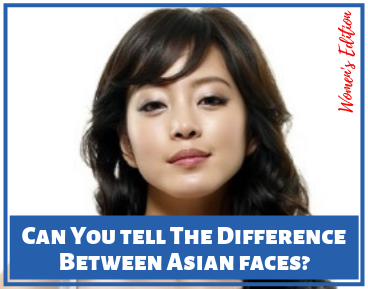 Asian Faces Quiz - Women