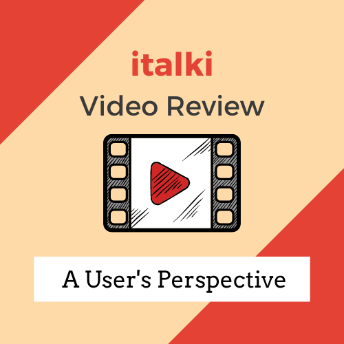 italki video review